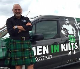 """""""Men in Kilts"""" или клининговый сервис с улыбкой"""