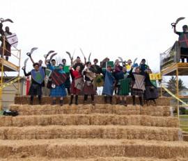 Нашумевший Шотландский марафон в США – Cove to Clover Uprising Wall Burien WA